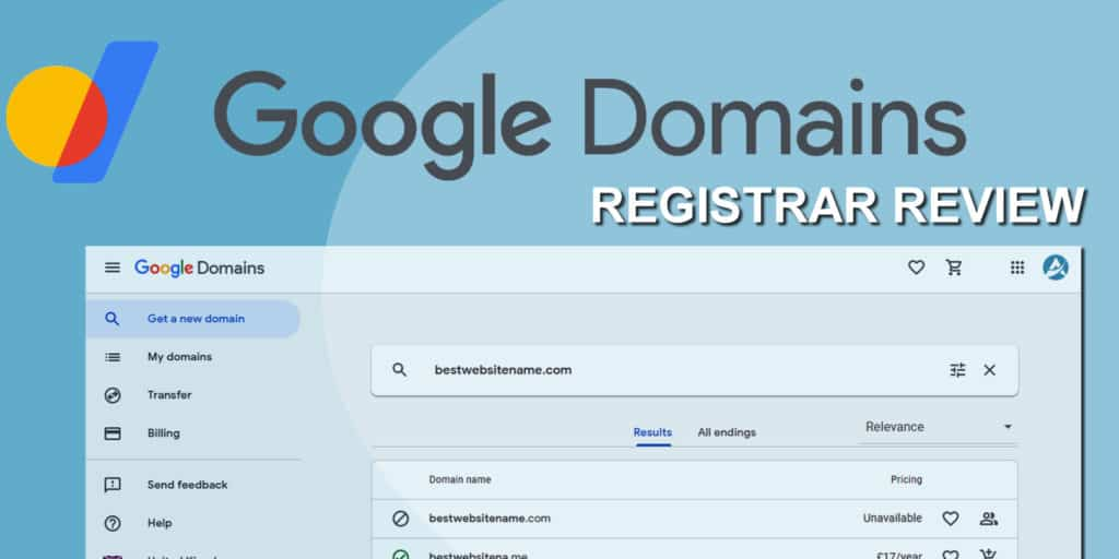 Google Domains Registrar Review 2019 | Rank A Page